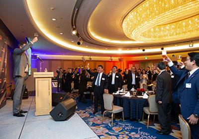 イベント会社のニューズベース|ゲストの方々に大変に喜んでいただけた会となりました。