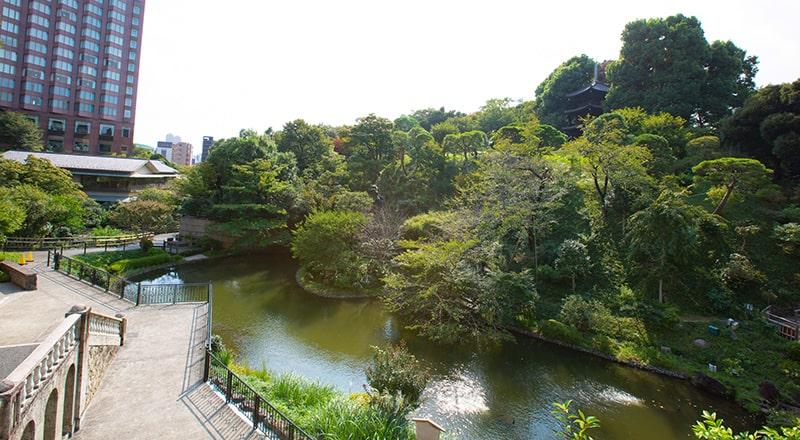 イベント会社のニューズベース|「日本の庭園がある会場」という要望に対して複数の候補地から選ばれたホテル椿山荘東京