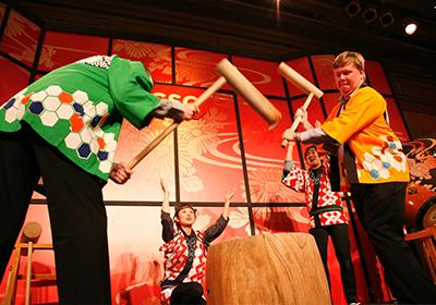 イベント会社のニューズベース|日本の文化を体験してもらい楽しんでもらう事が重要でした。