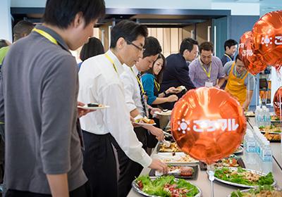 イベント会社のニューズベース|海外のお客様が日本に対してよい思い出を持って帰っていただけるような「日本らしいおもてなし」の仕掛けにも気を配る必要があります。