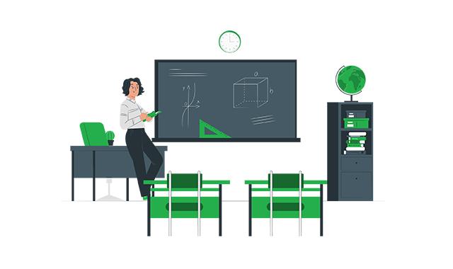 教室 教育シーン